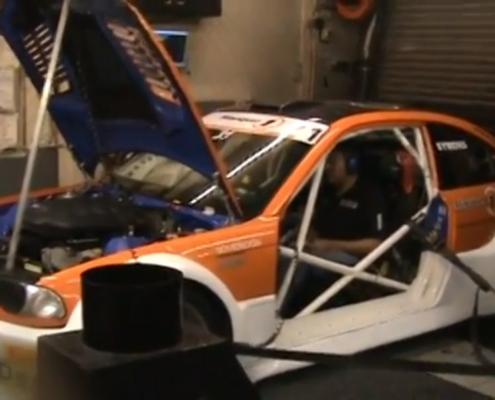 BMW 4.0L V8 M3