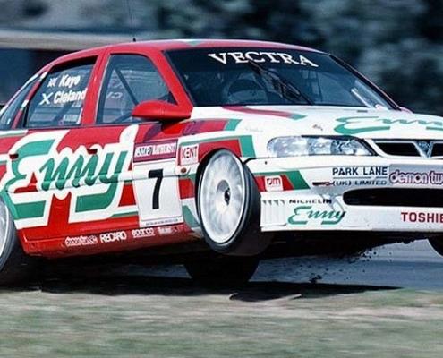 Vauxhall Vectra 2