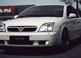 Vauxhall Vectra 3.2